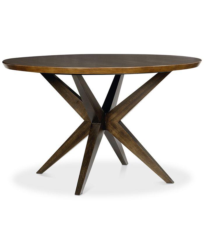 Furniture - Ashton Round Pedestal Dining Table
