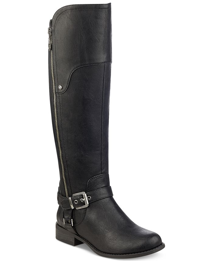 GBG Los Angeles - Harson Wide-Calf Tall Boots