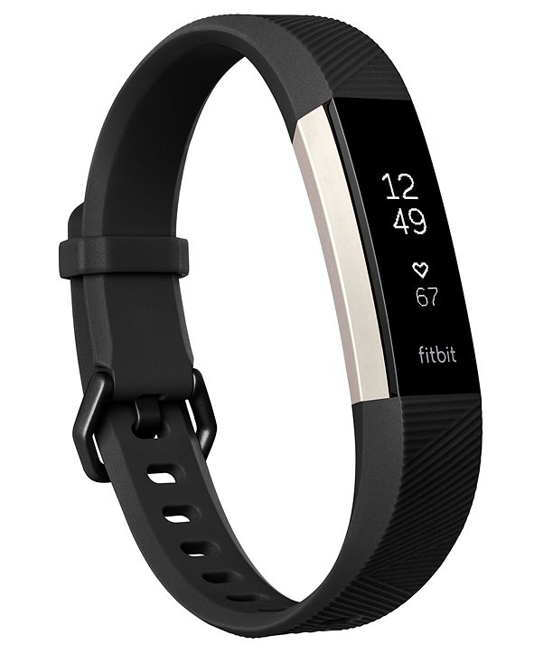 Fitbit Alta Heart Rate Wristband Smart Watch 16mm