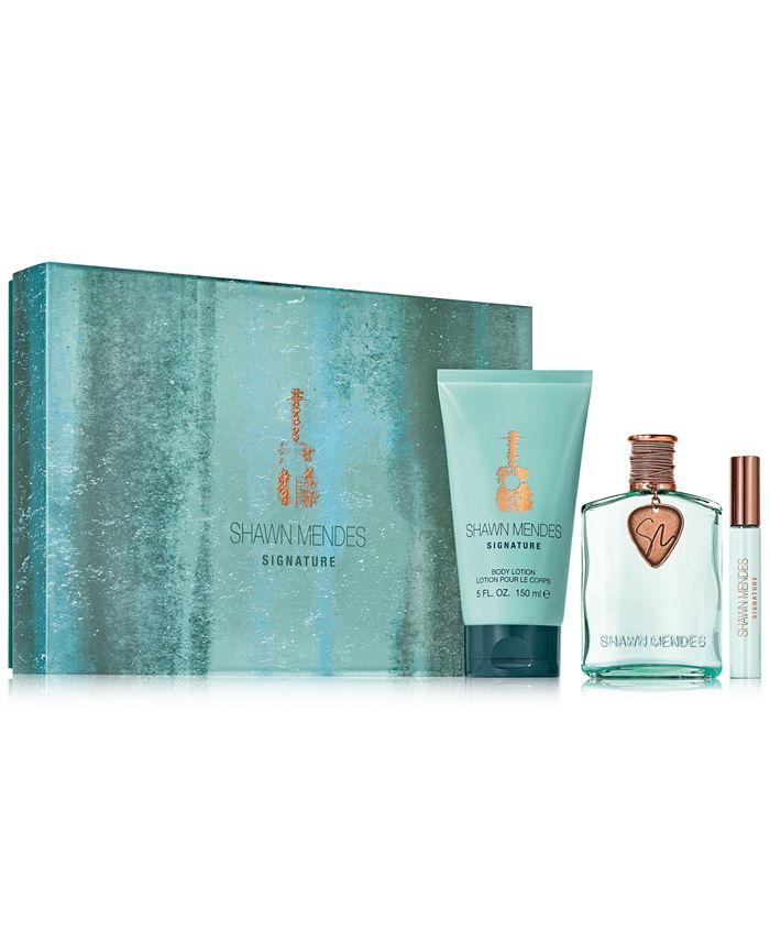 Shawn Mendes - 3-Pc. Signature Gift Set