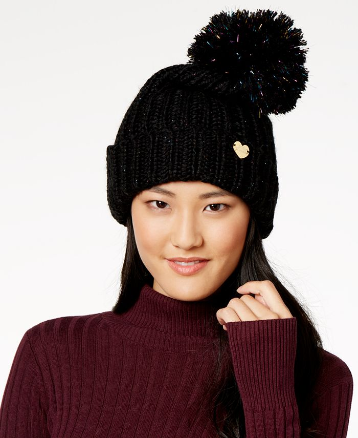 Betsey Johnson - Firework Beanie Hat