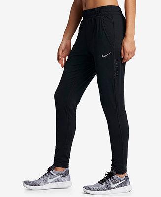 clon transferencia de dinero Hacia  Nike Dry Element Running Pants & Reviews - Pants & Leggings - Women - Macy's