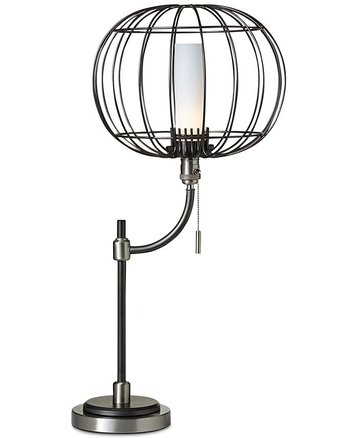 Pacific Coast - Aviary Wire Cage Table Lamp