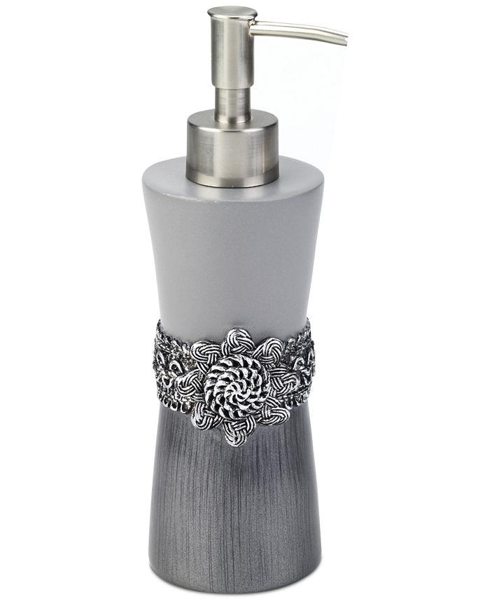Avanti - Braided Medallion Granite Lotion Pump