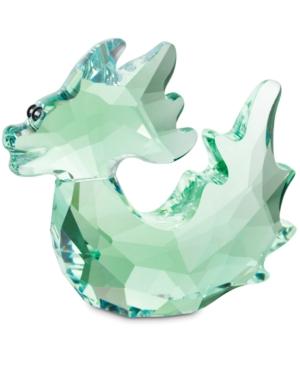 Swarovski Collectible Figurine, Lucky Dragon