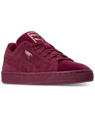 Suede Classic Velvet Casual Sneakers