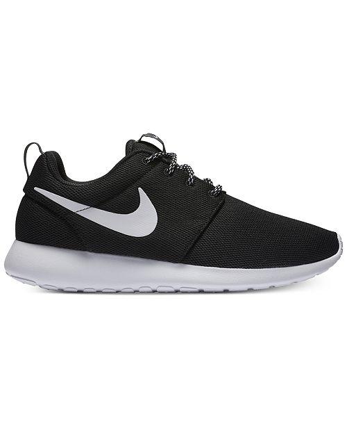 Nike Women's Roshe One Casual Sneakers & Reviews - Women ...