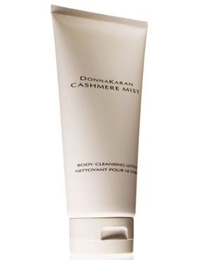 Donna Karan Cashmere Mist Body Cleansing Lotion, 6.7 oz. Health Fitness Skin Care Beauty Supply Deals