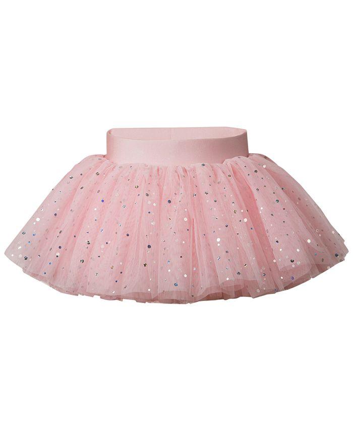 Flo Dancewear - Embellished Tutu Skirt, Little Girls (2-6X) & Big Girls (7-16)