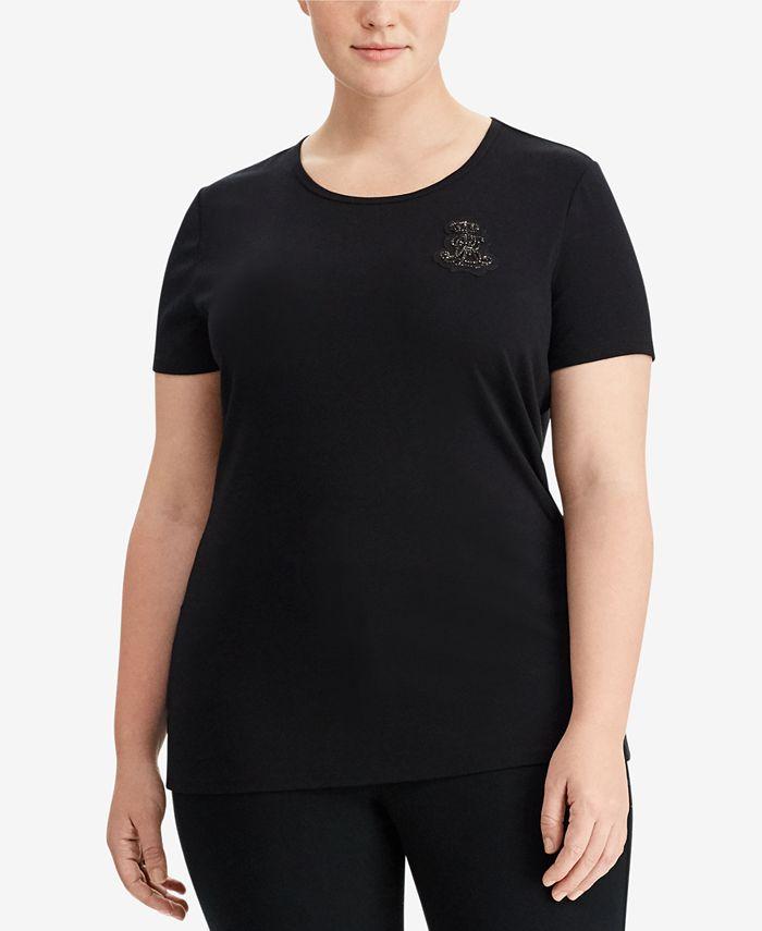 Lauren Ralph Lauren - Plus Size T-Shirt