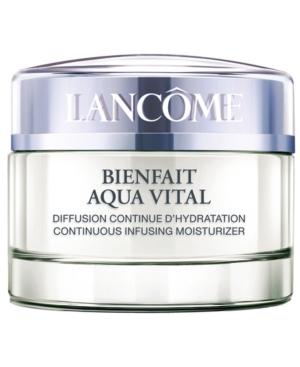Lancome Bienfait Aqua Vital Continuous Infusing Cream, 1.7 oz