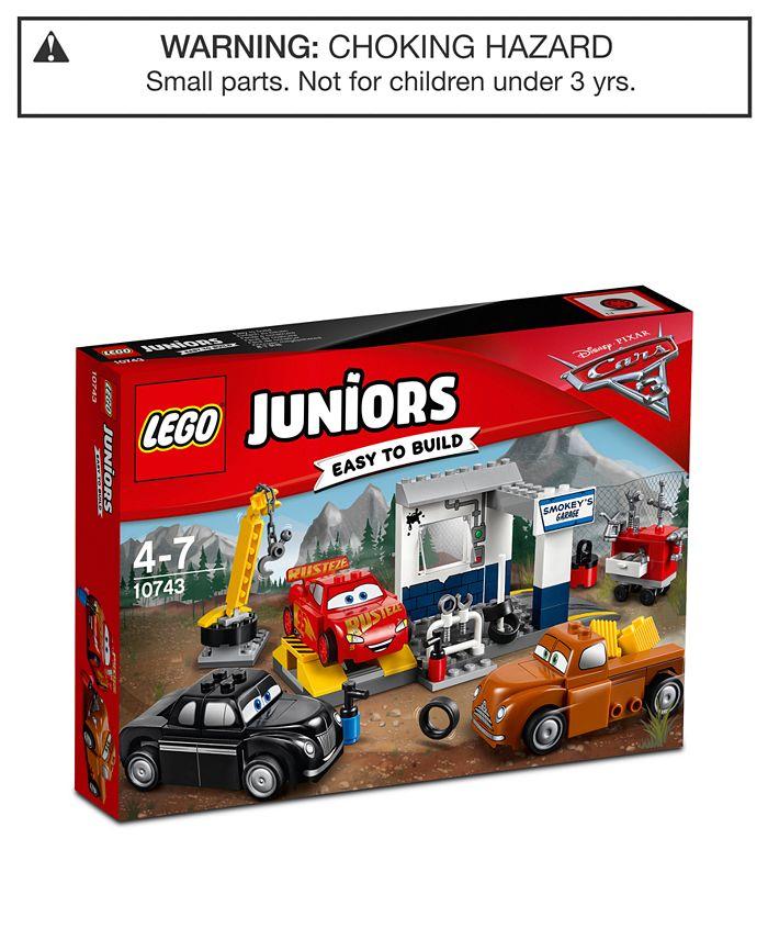LEGO® - Juniors Smokey's Garage 10743