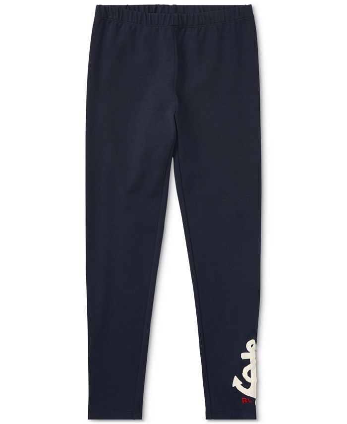 Polo Ralph Lauren - Embroidered Leggings, Big Girls (7-16)