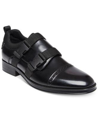 Paulsen Double Monk-Strap Loafers