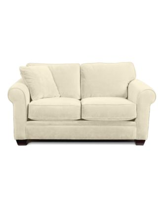 Remo Fabric Loveseat Furniture Macy 39 S