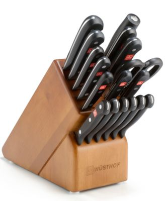 Wusthof Cutlery, Gourmet 18 Piece Set
