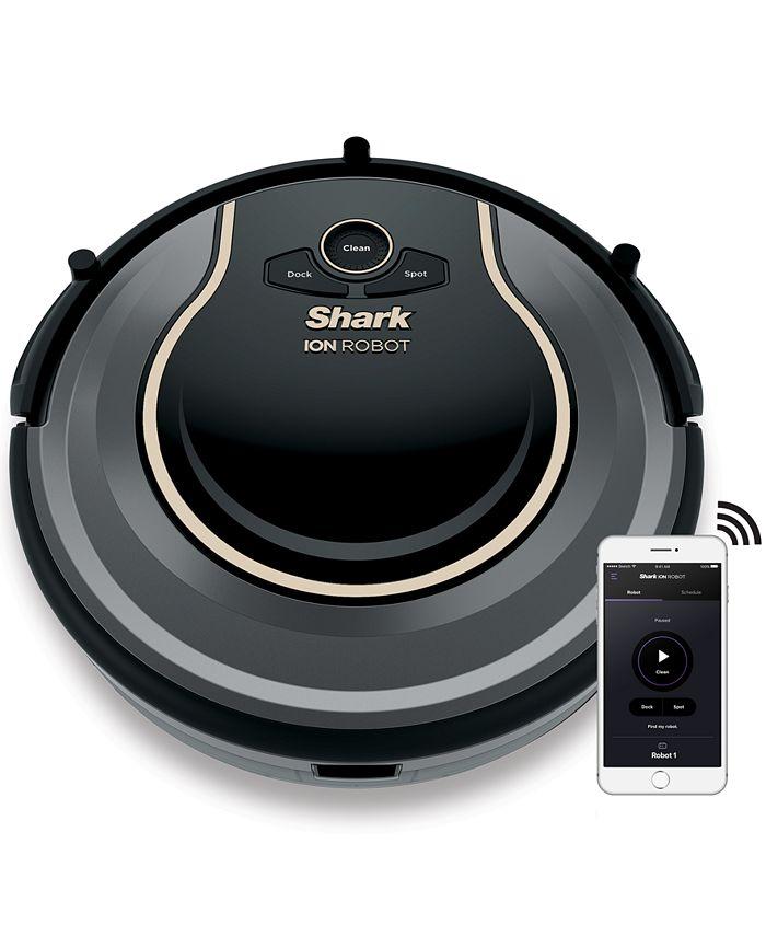 Shark - RV750 ION ROBOT™ 750 WiFi Vacuum