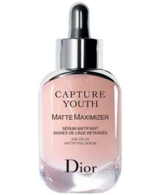 Capture Youth Matte Maximizer Age-Delay Mattifying Serum