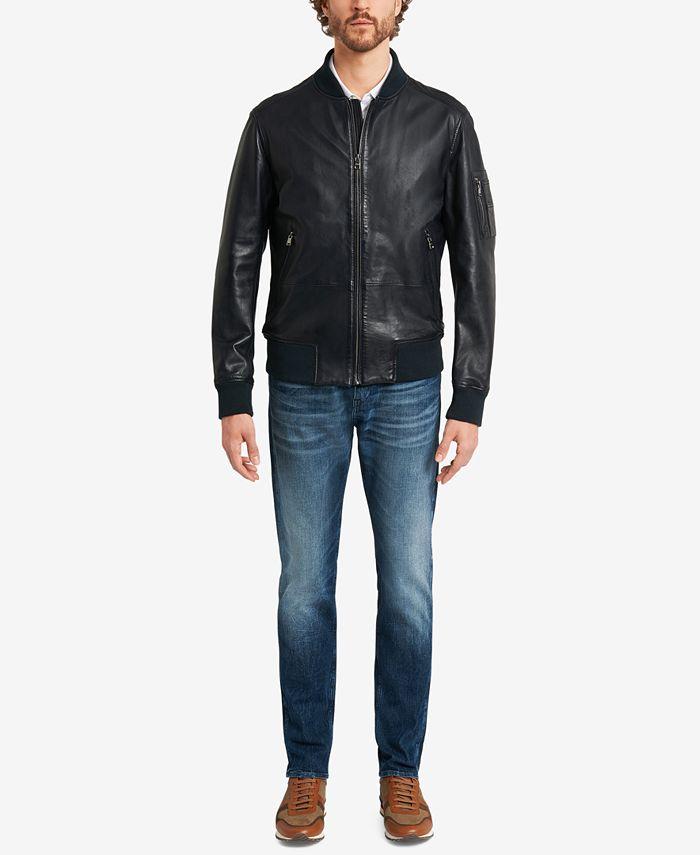 Hugo Boss - Men's Slim-Fit 11-oz. Stretch Jeans