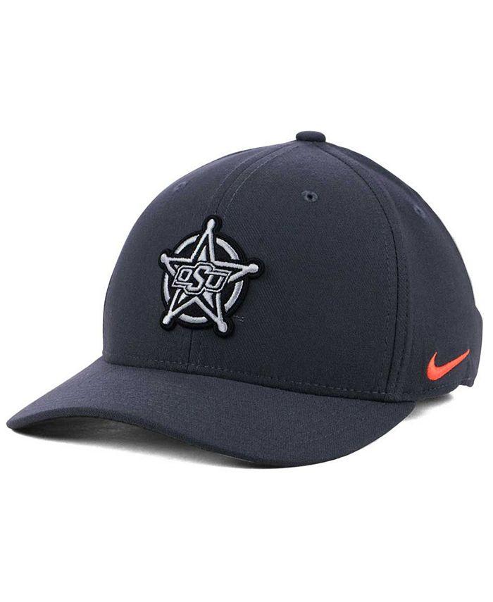 Nike - Anthracite Classic Swoosh Cap