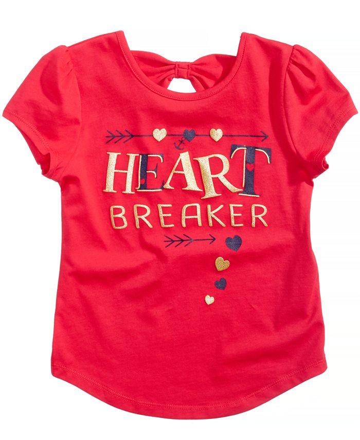Epic Threads - Heart Breaker T-Shirt, Toddler Girls (2T-5T)