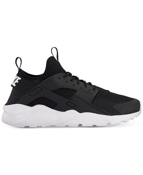 Nike Men's Air Huarache Run Ultra Casual Sneakers from ...