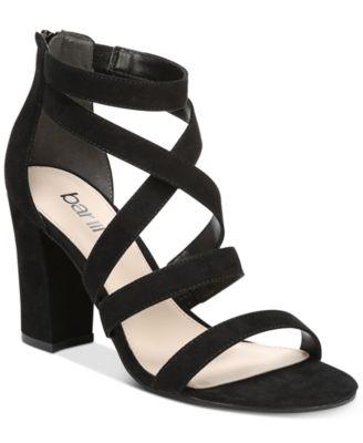 Bar III Blythe Strappy Dress Sandals