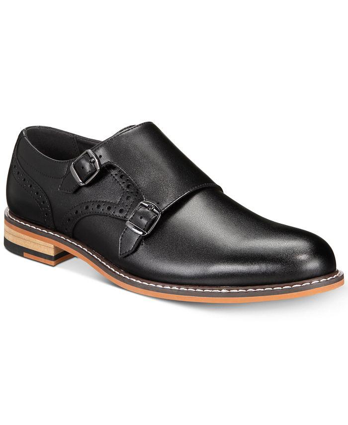 Bar III - Men's Jesse Monk-Strap Loafers,