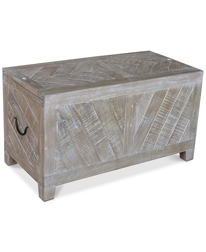 Furniture - Bengal Cocktail Table, Quick Ship