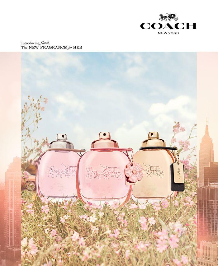 COACH - The COACH Women's Fragrance Collection