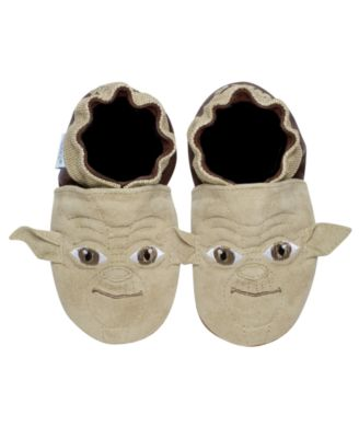 Robeez Soft Sole Baby Shoes, Baby Boys Star Wars Shoes