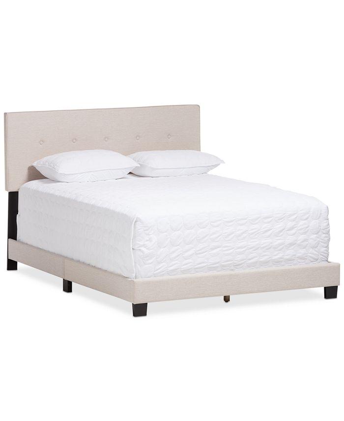 Furniture - Hampton Queen Bed, Quick Ship