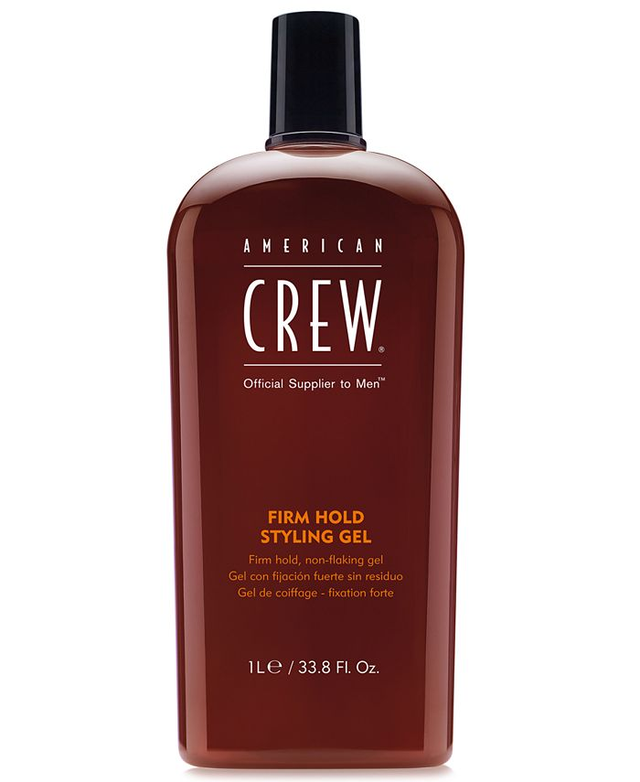 American Crew - Firm Hold Styling Gel, 33.8-oz.