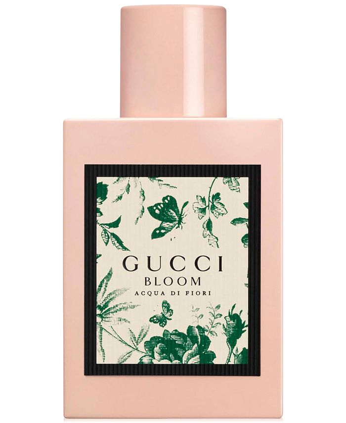 Gucci - Bloom Acqua di Fiori Fragrance Collection