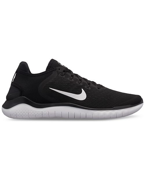 grava modelo Centro comercial  Nike Men's Free Run 2018 Running Sneakers from Finish Line & Reviews -  Finish Line Athletic Shoes - Men - Macy's