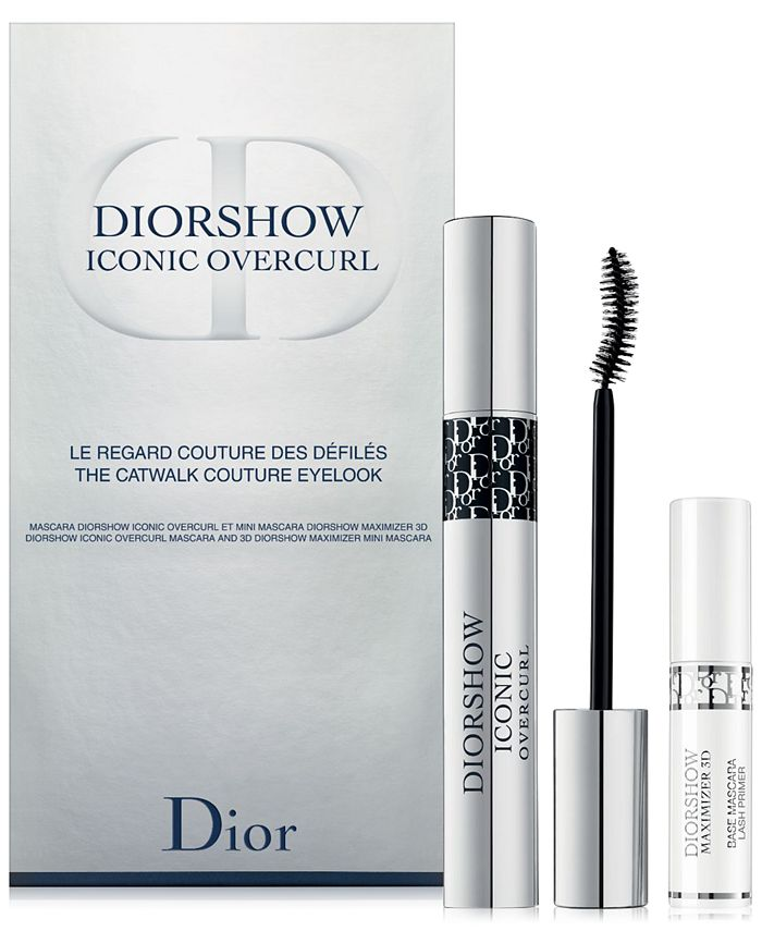 Dior - 2-Pc. Diorshow Iconic Overcurl Mascara Set