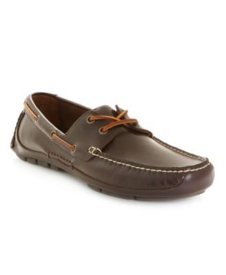 Polo Ralph Lauren Shoes, Roderick Leather Nautical Driving Moccasins