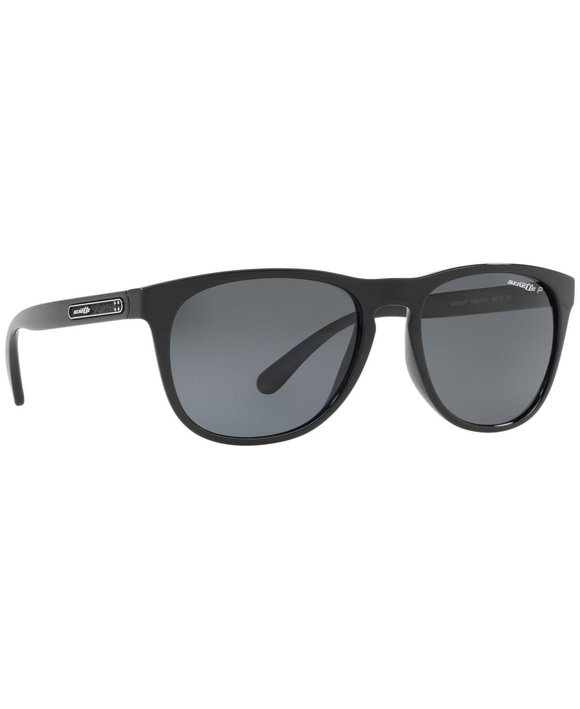 Arnette Polarized Sunglasses , HARDFLIP AN4245 & Reviews - Sunglasses by Sunglass Hut - Men - Macy's