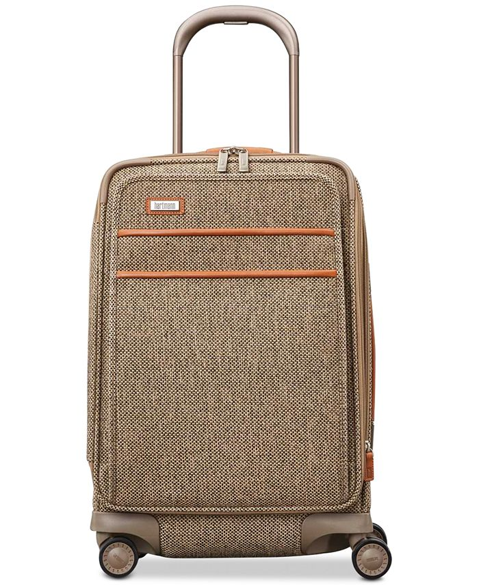 Hartmann - Tweed Legend Global Carry-On Expandable Spinner Suitcase
