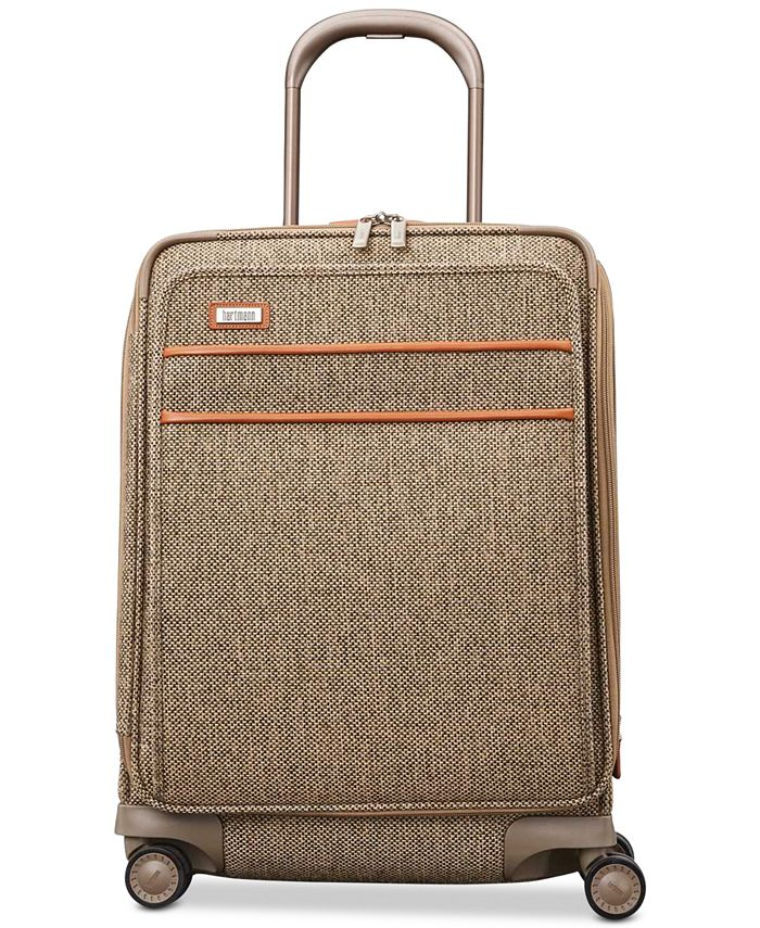 Hartmann - Tweed Legend Domestic Carry-On Expandable Spinner Suitcase
