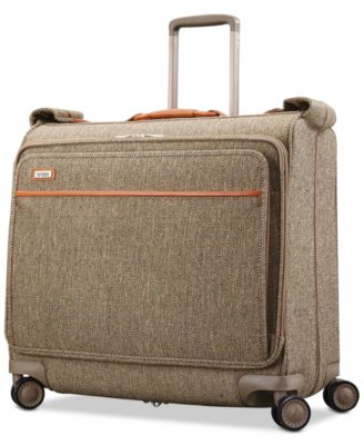 Tweed Legend Voyager Spinner Garment Bag