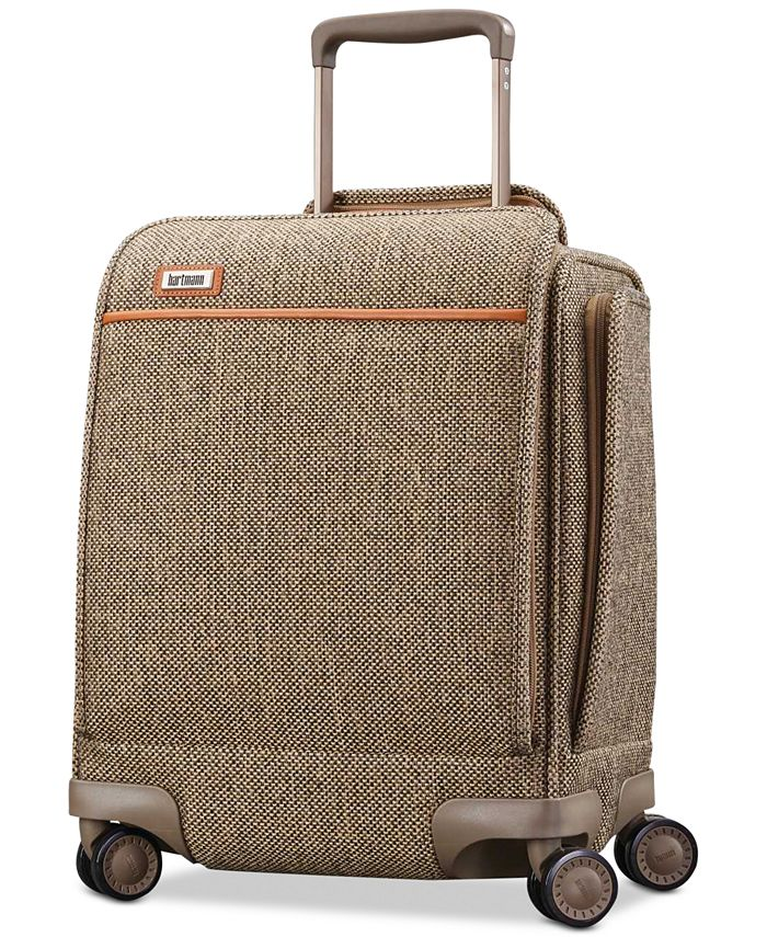 Hartmann - Tweed Legend Underseat Carry-On Spinner Suitcase