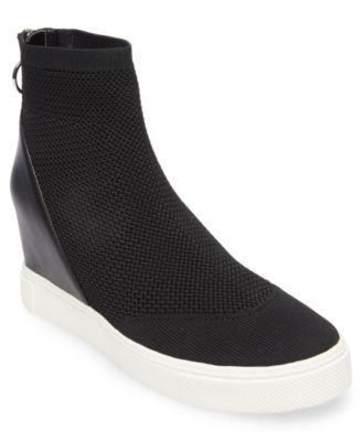 Lizzy Flyknit Wedge Sneakers