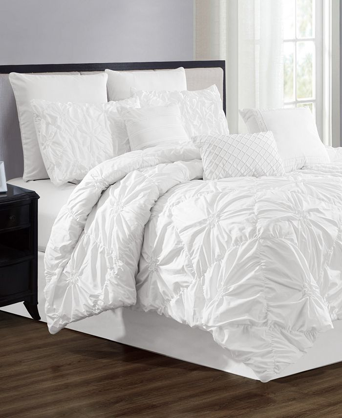 closeout marquis 10 pc comforter sets