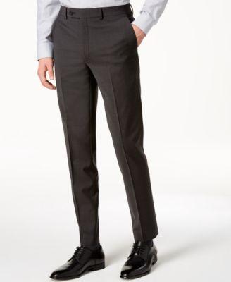 Men's Skinny Fit Infinite Stretch Suit Pants