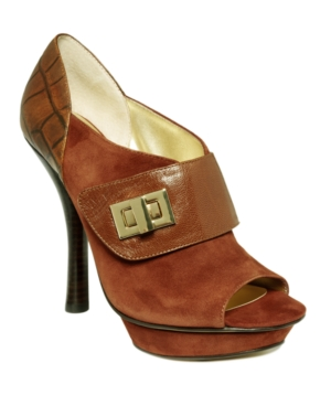 Nine West Shoes, Justice Booties Women's Shoes