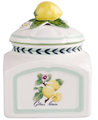 Villeroy & Boch Spice Canister, French Garden