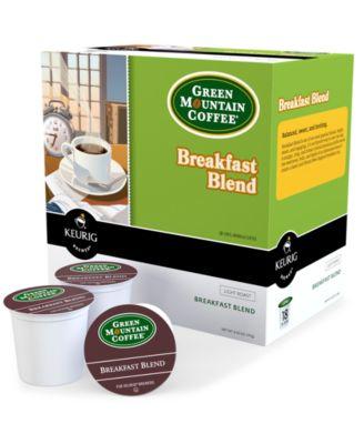 Keurig K-Cup Portion Packs, 108-Count Breakfast Blend Coffee Pods