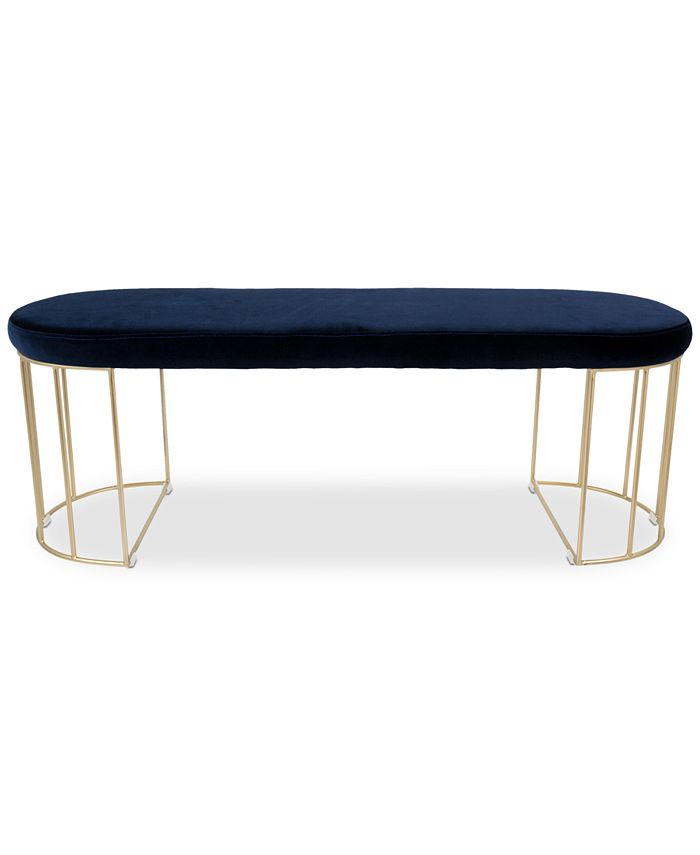 Lumisource - Canary Bench, Quick Ship