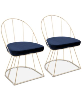 Canary Dining Chair (Set of 2)